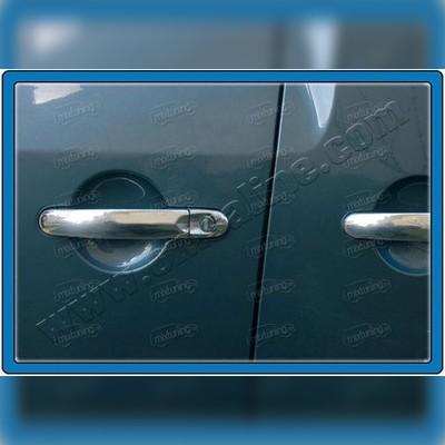 Накладки на дверные ручки (3-х дверная модель)