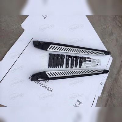 Комплект порогов (копия оригинала - OEM Style)