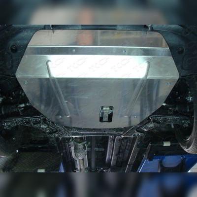 Защита картера (алюминий 4 мм)