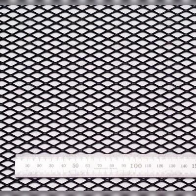 Сетка просечновытяжная серебро