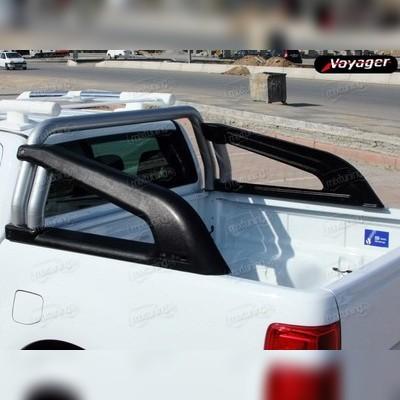 """Защитная дуга в кузов, модель """"Proguard"""" (серебристая)"""