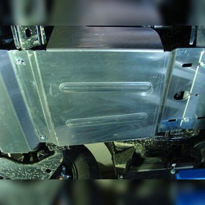 Защита КПП (алюминий 4мм)