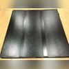 Крышка пикапа трёхсекционная , алюминиевая (цвет чёрный)