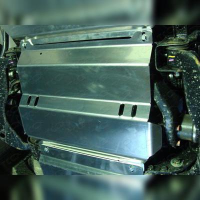 Защита картера (алюминий 4мм)