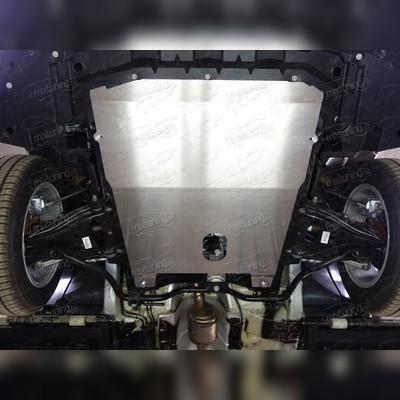 Защита картера (алюминий) 4мм