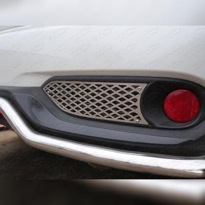 Решетка заднего бампера (2WD)