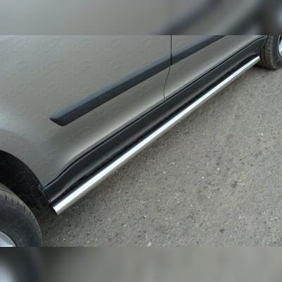 Пороги труба 60,3 мм