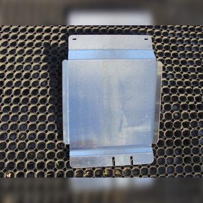 Защита КПП (алюминий)