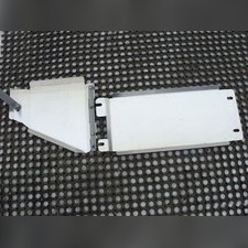 Защита раздаточной коробки (алюминий)
