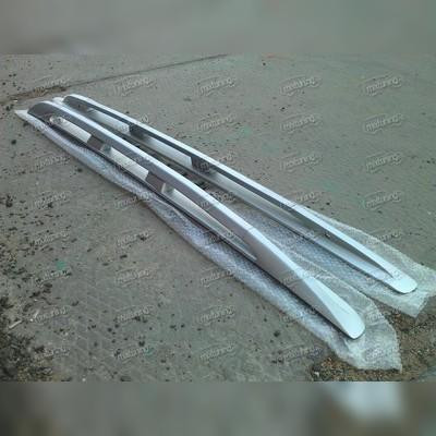Комплект алюминиевых продольных рейлингов (OEM-Style)