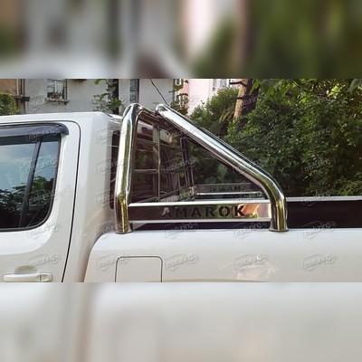 """Защитная дуга в кузов с надписью """"NAVARA"""""""