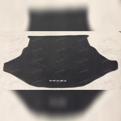 Коврик багажника текстильный (цвет черный графит)