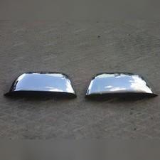Накладки на зеркала (полированная нержавеющая сталь)