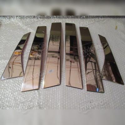 Молдинги дверных стоек