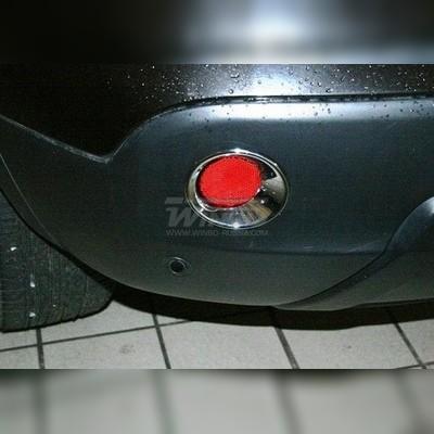Окантовка отражателя заднего бампера