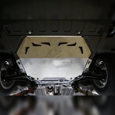 Защита картера двигателя и кпп (алюминиевая)
