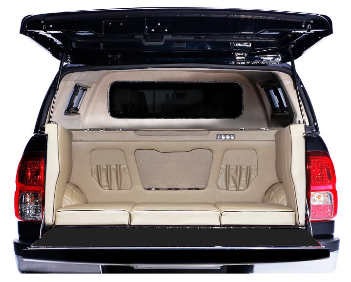 кунг Toyota Hilux revo #10