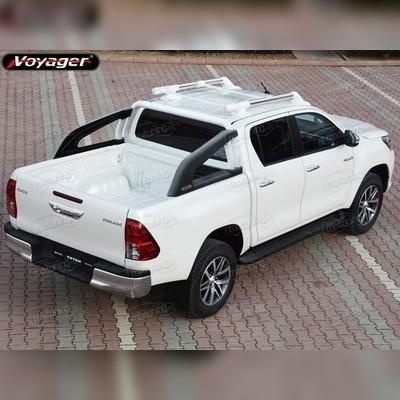 """Защитная дуга в кузов, модель """"Proguard"""" (Белые)"""