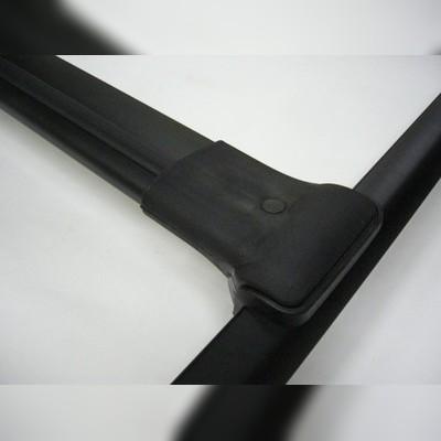 Поперечины на продольные рейлинги (черные аэродинамические)
