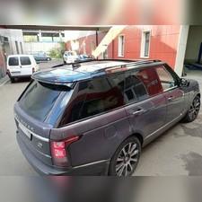 Рейлинги Land Rover Range Rover 2013 - нв (OEM) черные