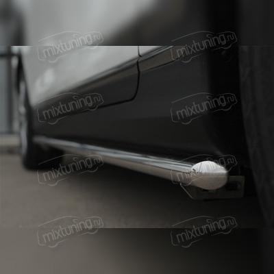 Пороги труба 42 мм