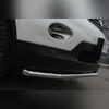Защита переднего бампера (секции)