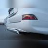 Защита заднего бампера d75х42 (дуга)