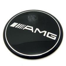"""Эмблема на руль """"AMG"""""""
