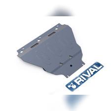 Защита картера и кпп (алюминий 4мм)