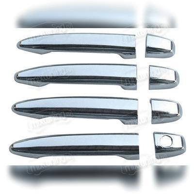 Накладки на ручки (хром)