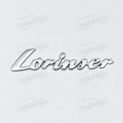 """Наклейка на багажник """"Lorinser"""""""
