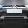 """Защита радиатора нижняя, модель """"Optimal Black"""" для автомобилей собранных в Калуге."""