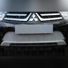 """Защита радиатора нижняя, модель """"Optimal Chrome"""" для автомобилей собранных в Калуге."""