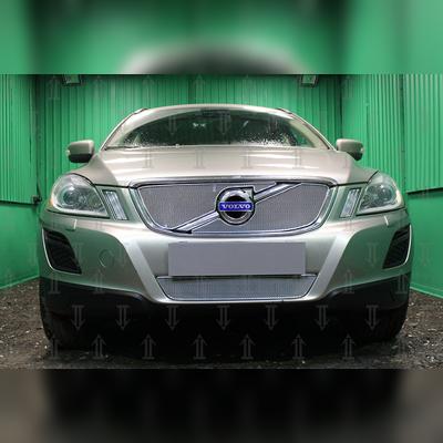 """Защита радиатора верхняя, модель """"Optimal Chrome"""""""