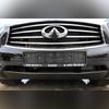"""Защита радиатора нижняя, модель """"PREMIUM BLACK"""" для дизельного автомобиля"""