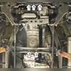 Защита двигателя, переднего дифференциала, КПП.