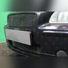 """Защита радиатора верхняя, модель """"PREMIUM BLACK 3D"""""""