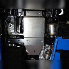 Защита КПП и раздатки (алюминий)