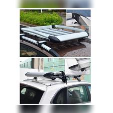 Грузовая корзина универсальная на рэйлинги (108,25X98,5 см и 112,5X117,5 см)