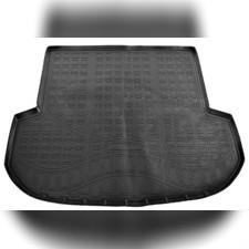 Коврик в багажник, 5 мест (черный)