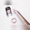 Накладки на задний стеклоочиститель и штатные парктроники (хром)