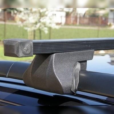 """Багажник на рейлинги прямоугольный """"Favorit"""", длины поперечин 120,130,140 сантиметров."""