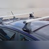 Багажник на крышу в штатные места (прямоугольные поперечины)