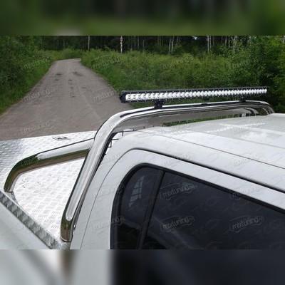 Защита кузова и заднего стекла d75х42 мм (со светодиодной фарой)