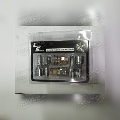 Секретный болт 12х1,5х24 простой диск