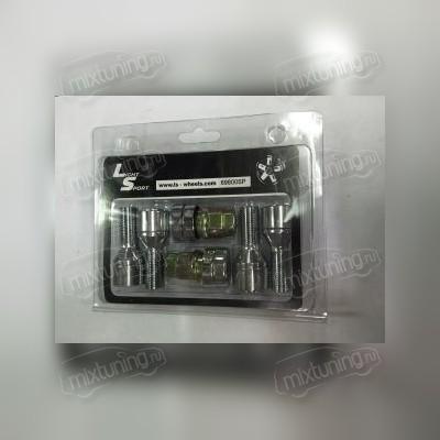 Секретный болт 14х1,25х28 (литой диск)