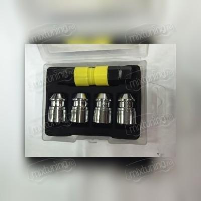 Секретная гайка литого диска 12х1,5х36 (белая коробочка)