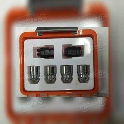 Секретная гайка литого диска 12х1,5х36 (оранжевая коробочка)