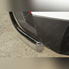 Защита задняя (овальная) D 75x42 мм